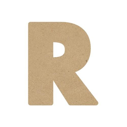 3d Wooden Letter Uppercase