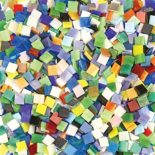 Glass Mosaic Tiles - Small