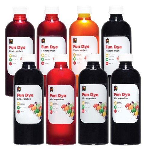 EC Liquid Fun Dye - 500ml
