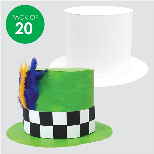 Paper Top Hat Template | bird just makes me so happy. I added her ... | 500x500