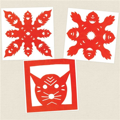 Chinese Paper Cutting | Paper & Card | CleverPatch - Art ...
