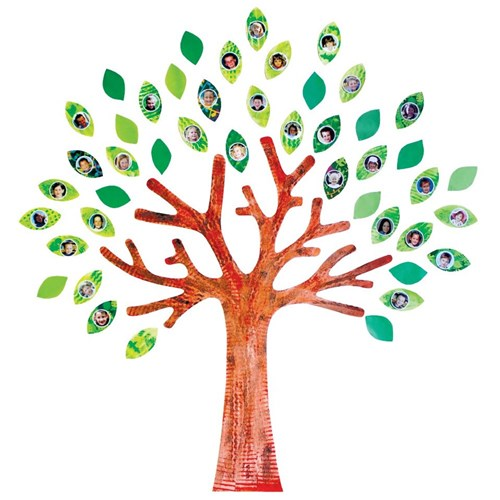 Art And Craft Ideas For Family Tree