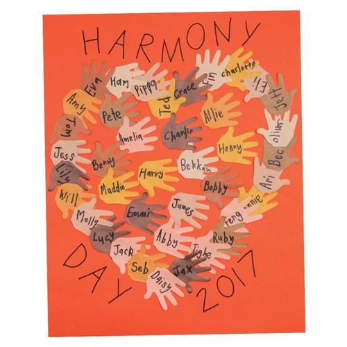 Harmony Day Poster